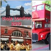 Viaje a Londres 2010